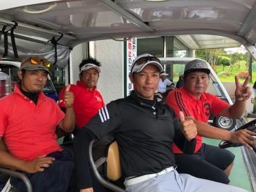 ゴルフコンペ 3