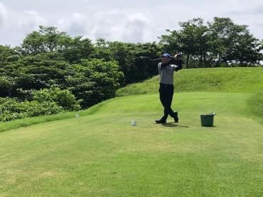 ゴルフコンペ 9