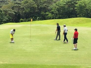 ゴルフコンペ 6