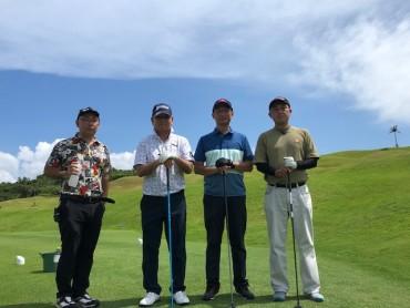 ゴルフコンペ 8