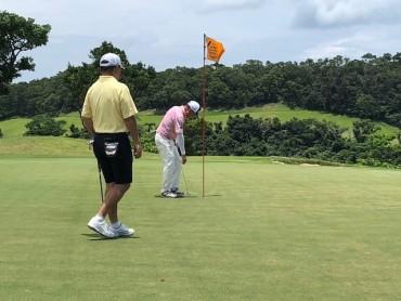 ゴルフコンペ 5