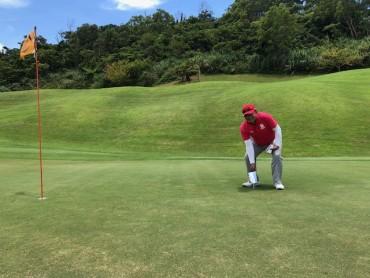 ゴルフコンペ 10